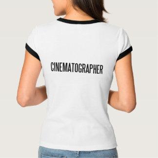 CinematographerWomens T-Shirt