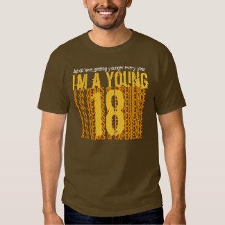 cinquantième Anniversaire 18 ans 32 ans Tshirt