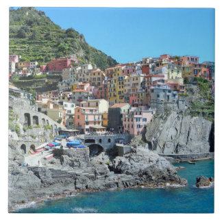 Cinque Terre, Italien Keramikkachel