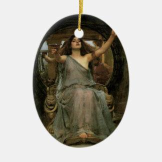 Circe, welches die Schale Ulysses durch JW Keramik Ornament