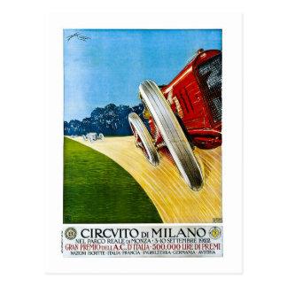Cirvito De Mailand 1922 Postkarte