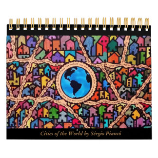 Cities of the World Kalender