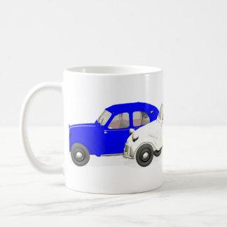 Citroën 2 Lebenslauf Kaffee Tasse