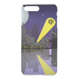 @Cityscape Abdeckung iPhone 8 Plus/7 Plus Hülle