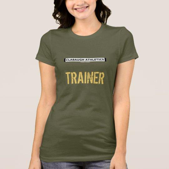 CLABAUGH LEICHTATHLETIK-TRAINER T-Shirt
