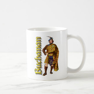 Clan Buchanan altes Schottland Kaffeetasse