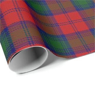 Clan-Lindsay Lindsey ScottishTartan Geschenkpapier