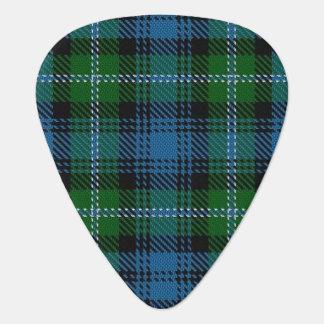 Clan-Lyon-Töne von SchottlandTartan Plektron