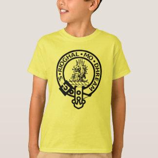 Clan MacGregor Abzeichen T-Shirt