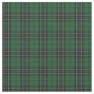 Clan MacLean, das grünen schwarzen schottischen Stoff