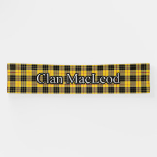 Clan MacLeod des LewisTartanscottish-Festivals Banner
