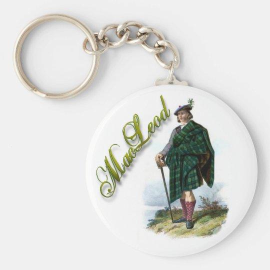 Clan MacLeod schottisches TraumKeychain Schlüsselanhänger