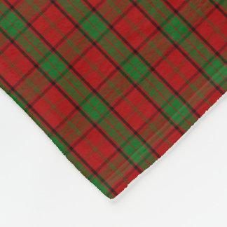 Clan-MaxwellTartan Fleecedecke