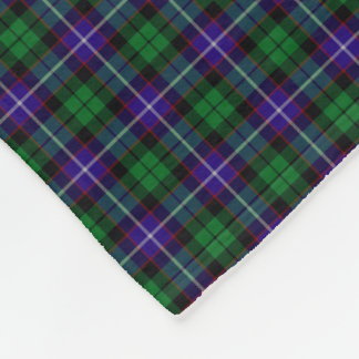 Clan Mitchell Tartan Fleecedecke