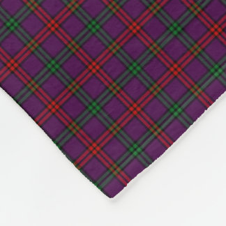 Clan-MontgomeryTartan Fleecedecke