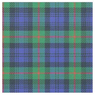 Clan-Murray schottischer Tartan-kariertes Gewebe 2 Stoff