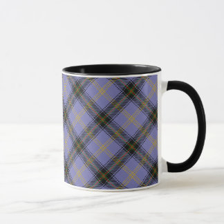 Clantartan-Tasse Bell schottische Tasse