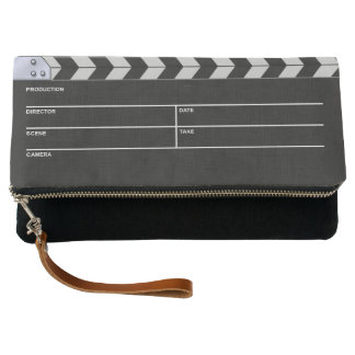Clapperboard Kino Clutch
