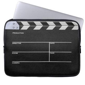 Clapperboard Kino Laptopschutzhülle