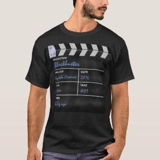 Clapperboard Kino T-Shirt