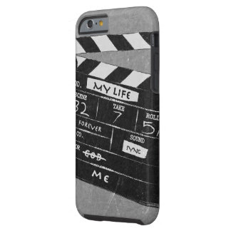 Clapperboard Tough iPhone 6 Hülle