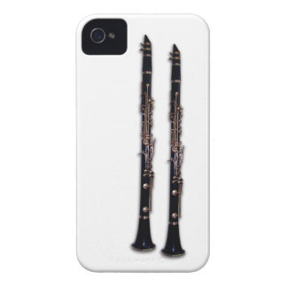 Clarinet-Handy-Fall durch Leslie Harlow Case-Mate iPhone 4 Hülle