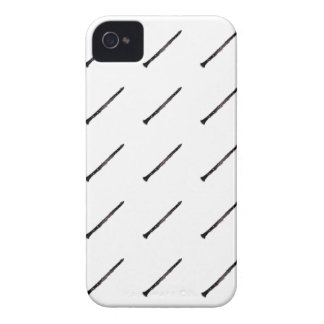 Clarinet-Handy-Fall durch Leslie Harlow iPhone 4 Case-Mate Hülle