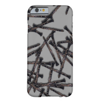Clarinet iphone 6 Fall Barely There iPhone 6 Hülle