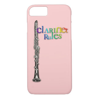 Clarinet iphone 6 Fall iPhone 8/7 Hülle