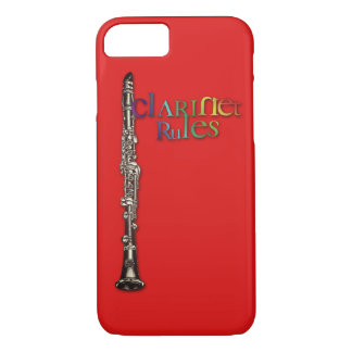 Clarinet iPhone 7 Fall iPhone 8/7 Hülle