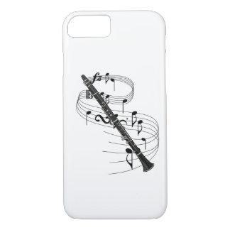 Clarinet iPhone 8/7 Hülle