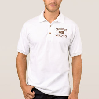 Clarkstown Süd- Wikinger - hohes - WestNyack Polo Shirt