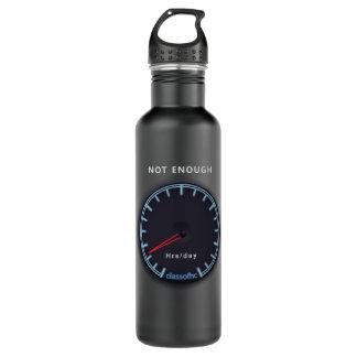 """ClassofHC """"nicht genügend Zeit-"""" Wasser-Flasche Trinkflasche"""