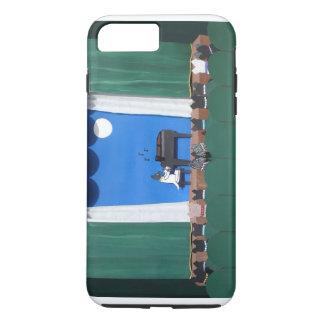Claude Depawsy Scottish-Terrier-Telefon-Kasten iPhone 8 Plus/7 Plus Hülle
