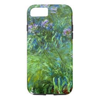 Claude Monet: Agapanthus iPhone 8/7 Hülle