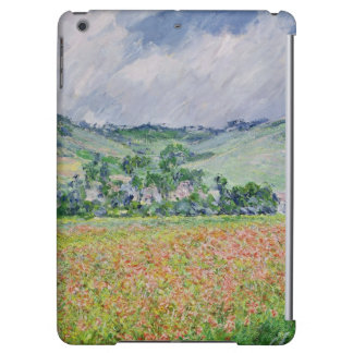 Claude Monet | das Mohnblumen-Feld nahe Giverny,