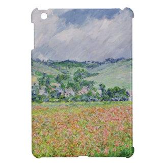 Claude Monet | das Mohnblumen-Feld nahe Giverny, iPad Mini Hülle