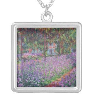 Claude Monet | der Garten des Künstlers bei Versilberte Kette