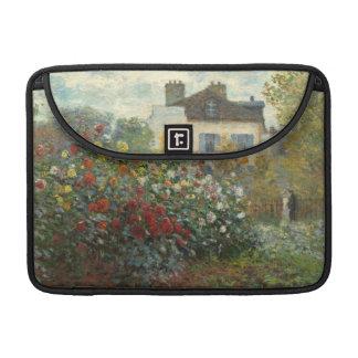 Claude Monet | der Garten des Künstlers in MacBook Pro Sleeve