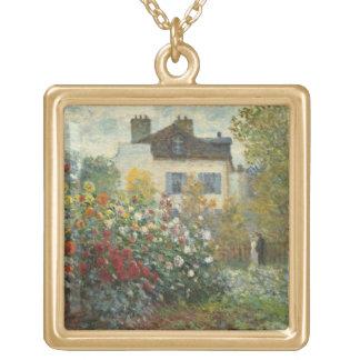 Claude Monet | der Garten des Künstlers in Vergoldete Kette