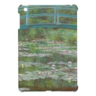 Claude Monet | der japanische Steg, 1899 iPad Mini Hülle