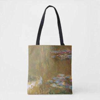 Claude Monet der Wasser-Lilien-Teich GalleryHD Tasche