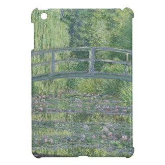 Claude Monet | der Wasserlilie-Teich: Grüne iPad Mini Hülle