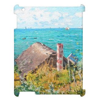 Claude Monet die Kabine an Heiliges-Adresse iPad Hülle