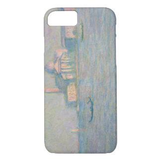 Claude Monet - die Kirche von San Giorgio iPhone 8/7 Hülle