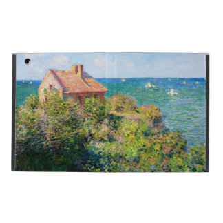 Claude Monet: Fishermans Hütte bei Varengeville Etui Fürs iPad