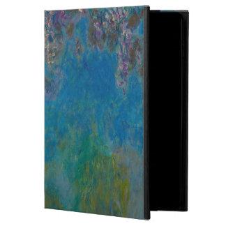 Claude Monet-Glyzinie-schöne Kunst BlumenGalleryHD
