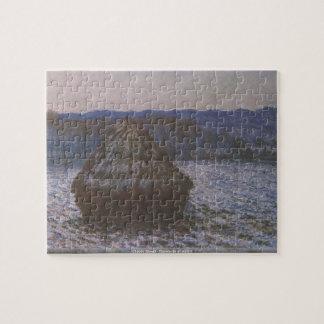 Claude Monet - Heuschober am