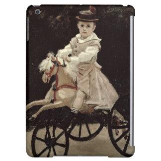 Claude Monet | Jean Monet auf seinem Hobby-Pferd,