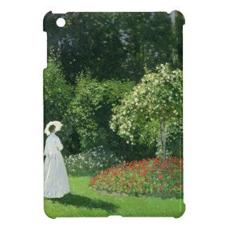 Claude Monet | Jeanne Marie Lecadre im Garten iPad Mini Hülle